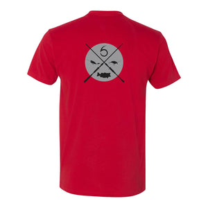SEAL 6 Tee - Red