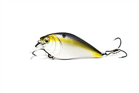 Crush 100X Crankbait Threadfin Flash