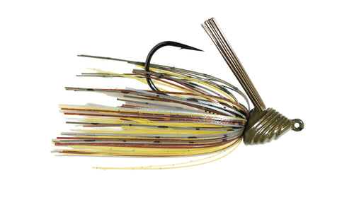 Divine Scrape Grass Jig - Texas Crawfish