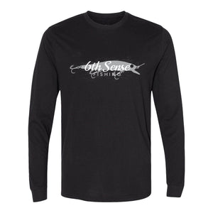 The Provoke - L/S Tee - Black