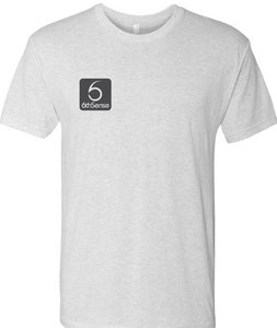 Essential 6 - S/S Tee - Heather White