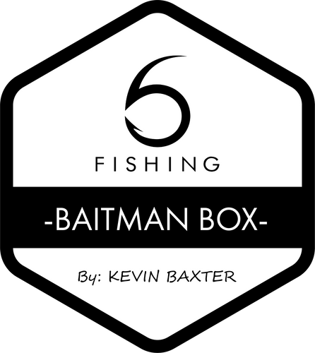 The Baitman Box - 2019 Summer Ledge Box