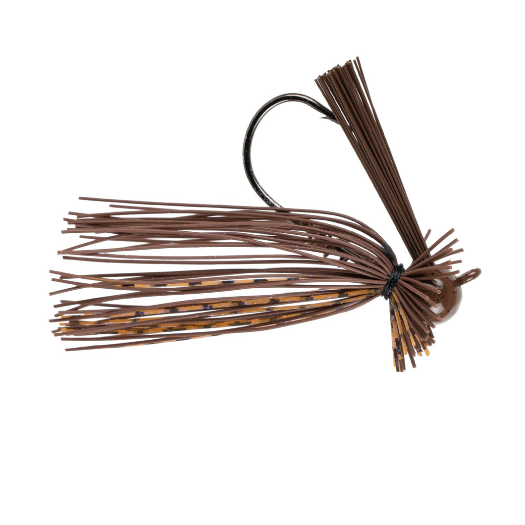 Divine BallHead Finesse Jig - Brown Jelly
