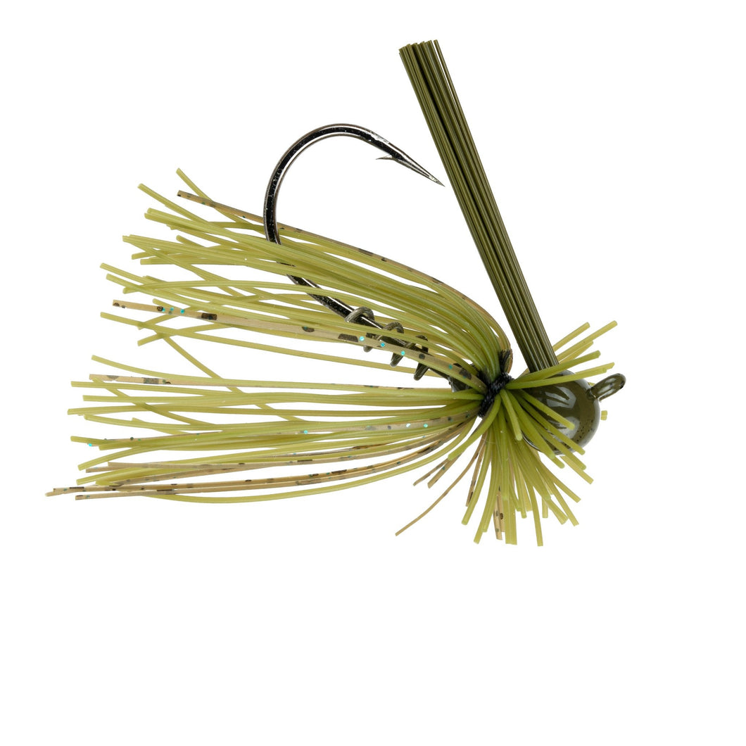 Divine BallHead Finesse Jig - Green Pumpkin Legend