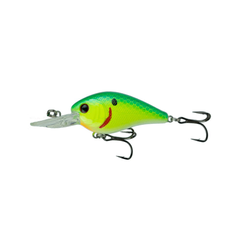 Crush Mini 25MD - Blue-Treuse Shad
