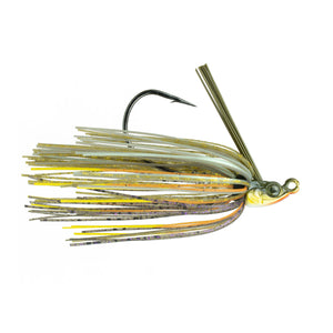 Divine Swim Jig - Bluegill Fire