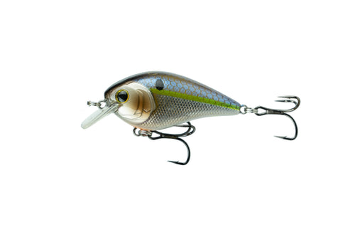 Crush Mini 25X - Chrome Threadfin