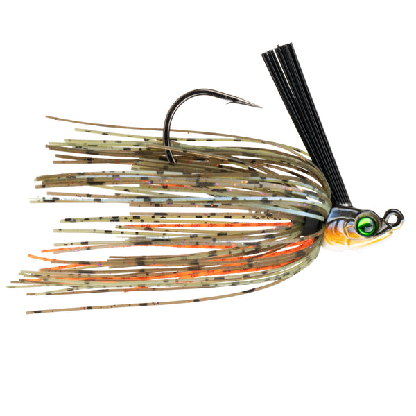 Divine Swim Jig - Custom Bluegill