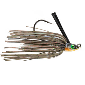 Divine Swim Jig - Dark Macho Melon