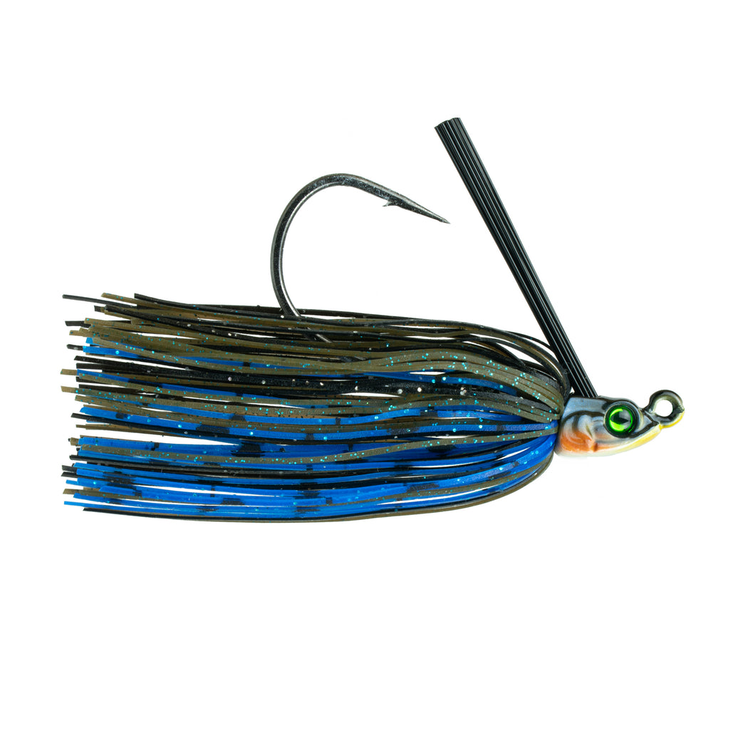 Divine Swim Jig - Dark Proof