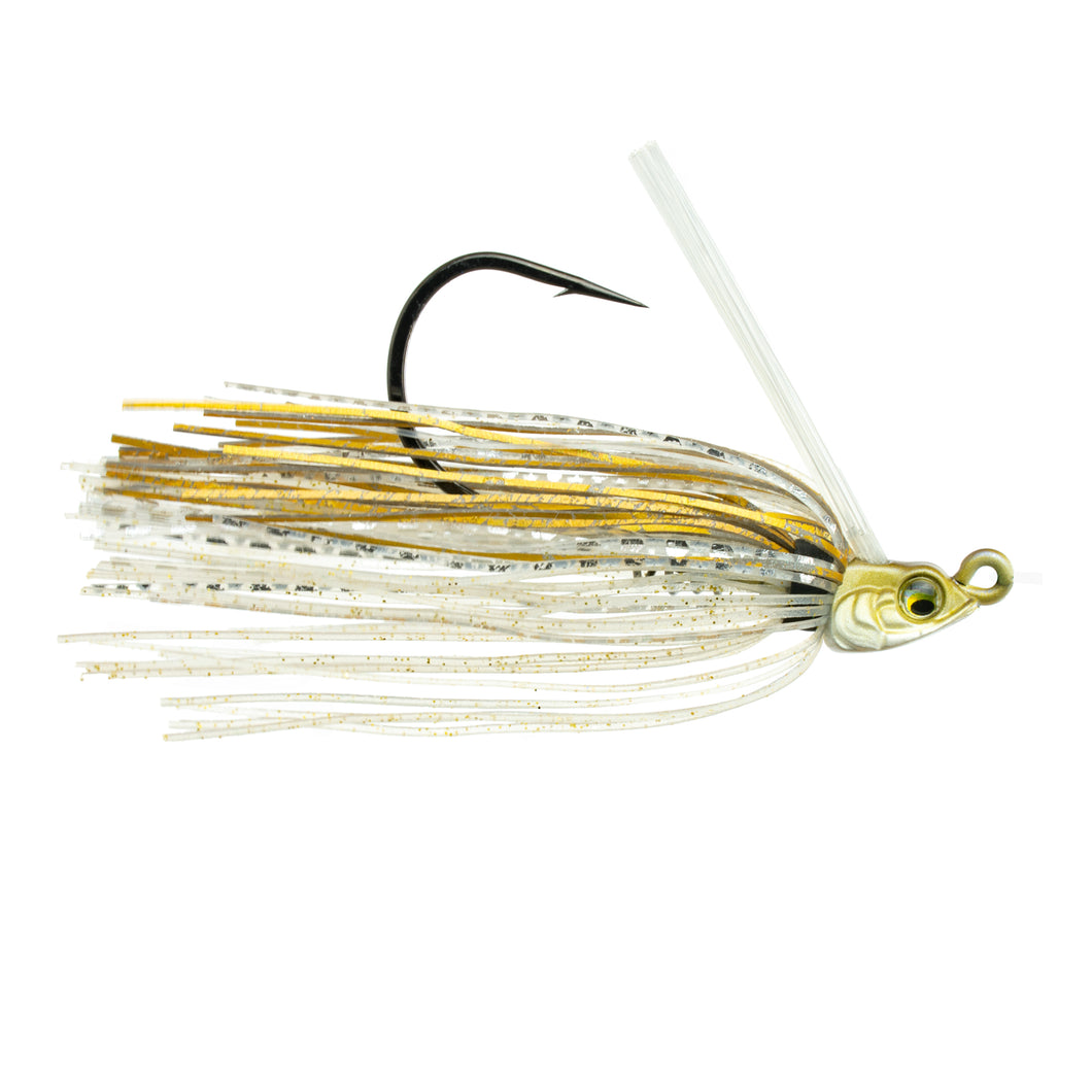 Divine Swim Jig - Gizzard Flash