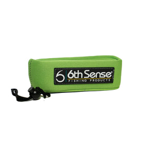 6th Sense Rod Sleeve - Lime Green