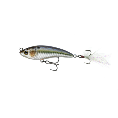 HyperJerk 70 FW - Chrome Threadfin