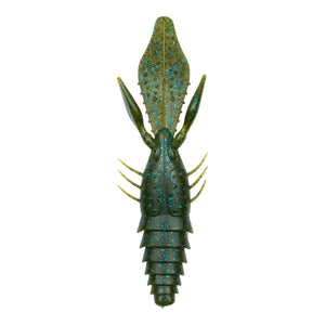 Prawn 4.2 - Green Pumpkin Blue