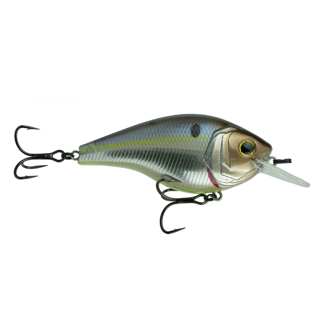 Cloud 9 Magnum SB - Chrome-Treuse Shad