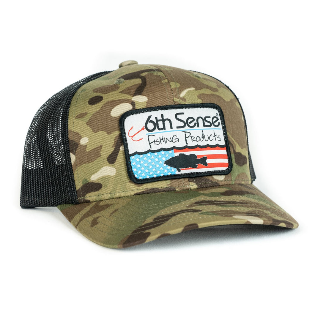 The Warrior - Camo/Black