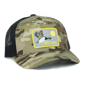 Duck Blind - Camo / Black