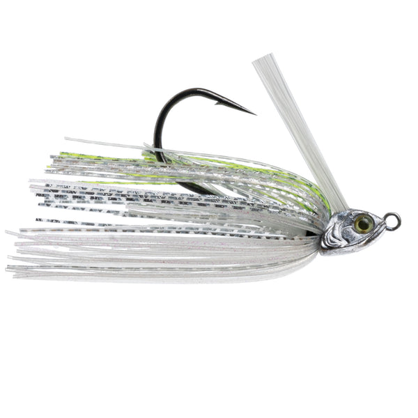 Divine Braid Swim Jig - Raw Citrus Shad
