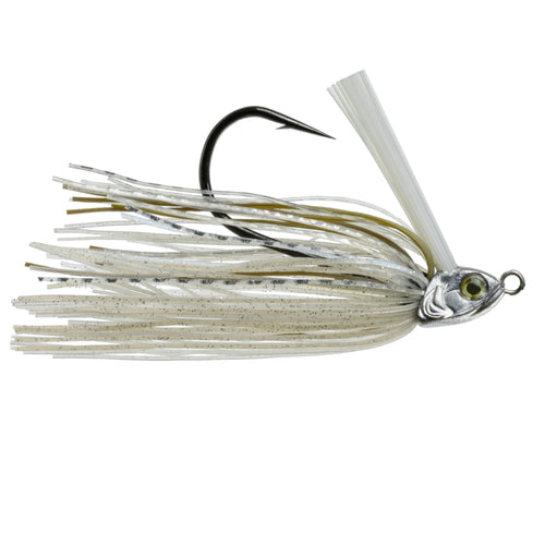Divine Braid Swim Jig - Raw Ghost Minnow