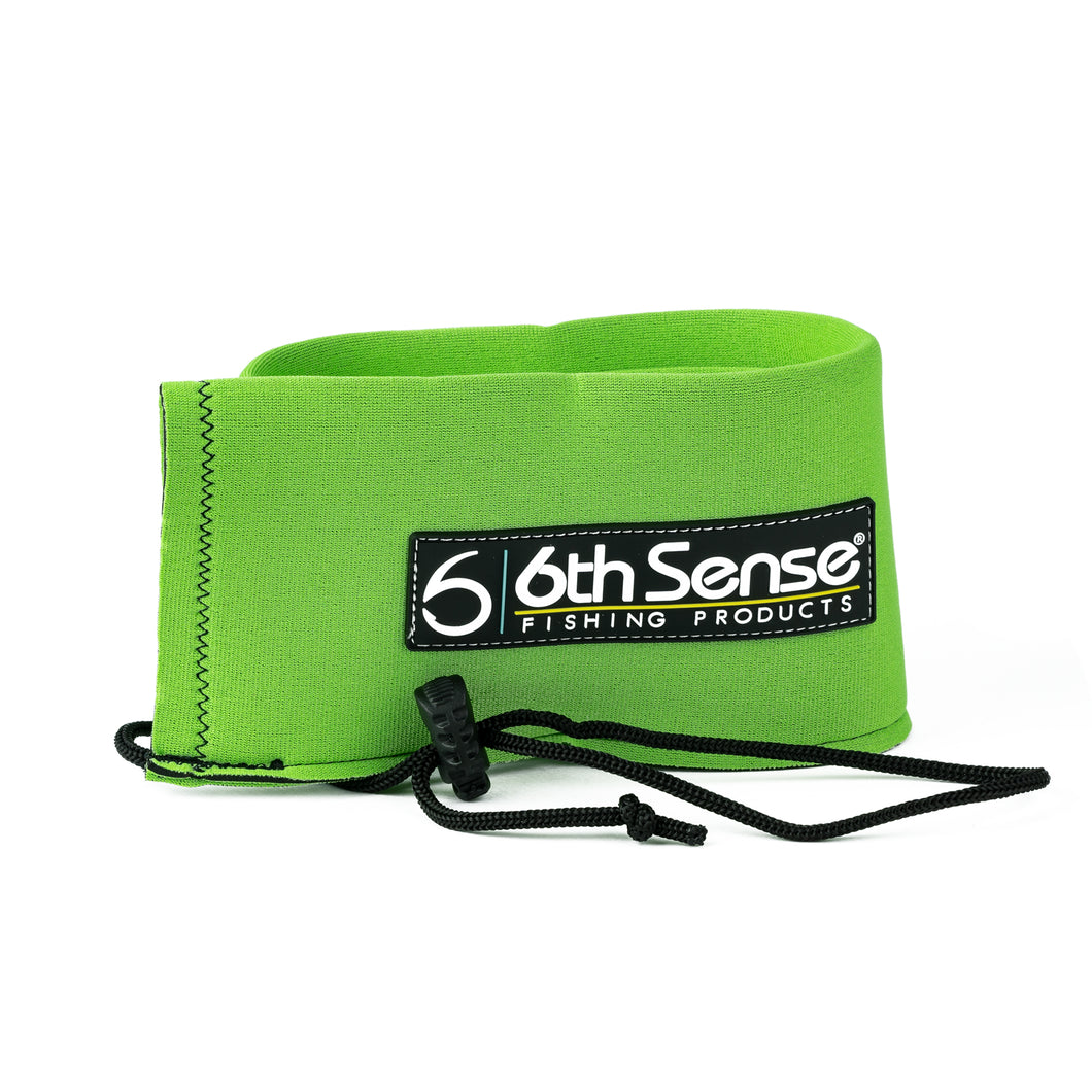Rod Sleeve - Lime Green