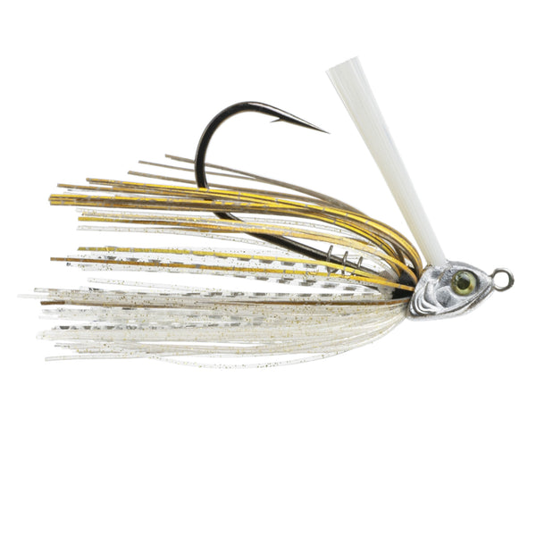 Divine Braid Swim Jig - Raw Gizzard Flash