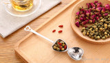 Heart Shaped Tea Infuser - spoon handle