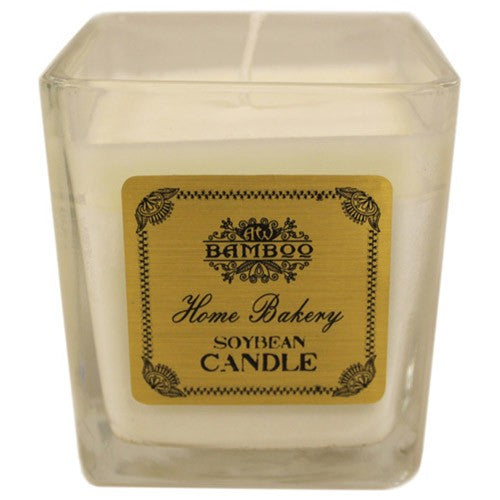 Soybean Jar Candle - Home Bakery
