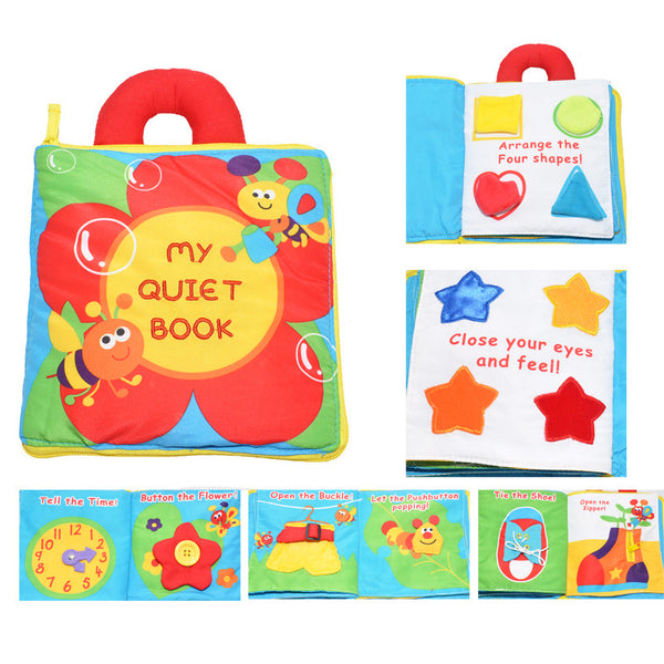 Cloth Book (Quiet Book)
