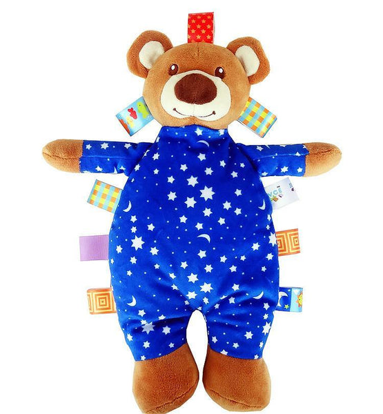Labeling Starry Night Teddy Bear