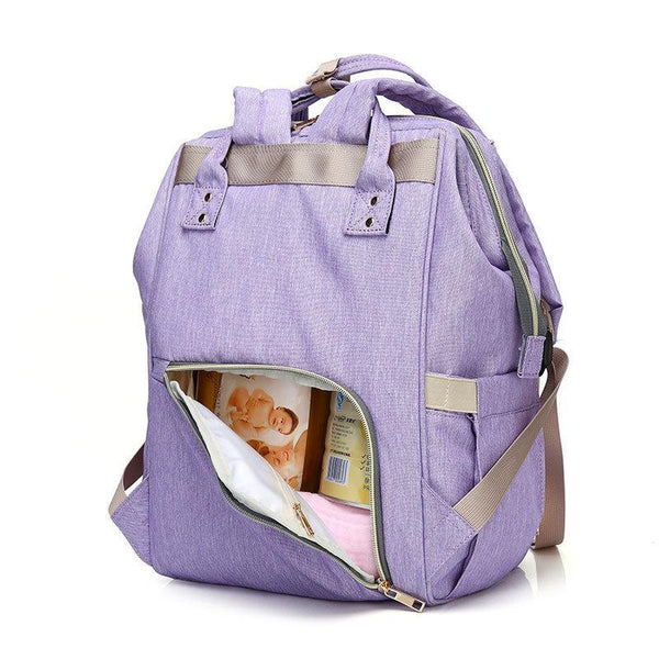 The BEST Baby Diaper Bag Ever (Waterproof)