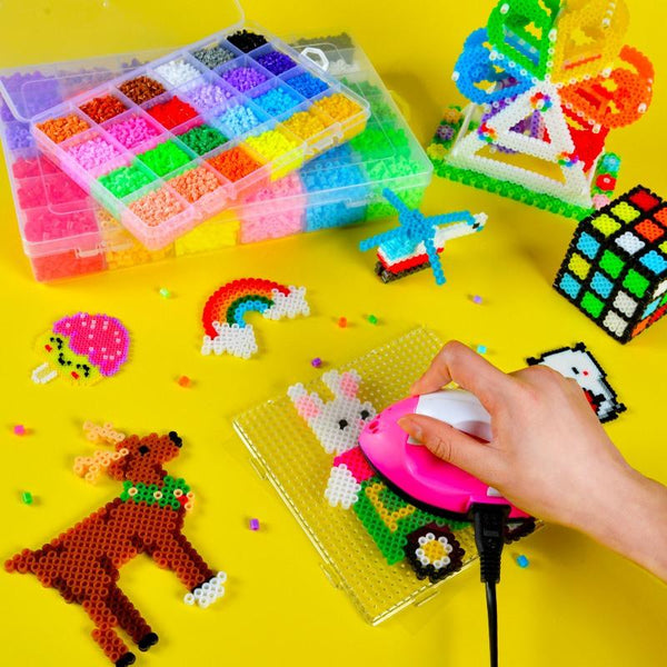 3D DIY Intelligent Educational Toy