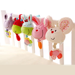 Baby Pulling Musical Soft Toys