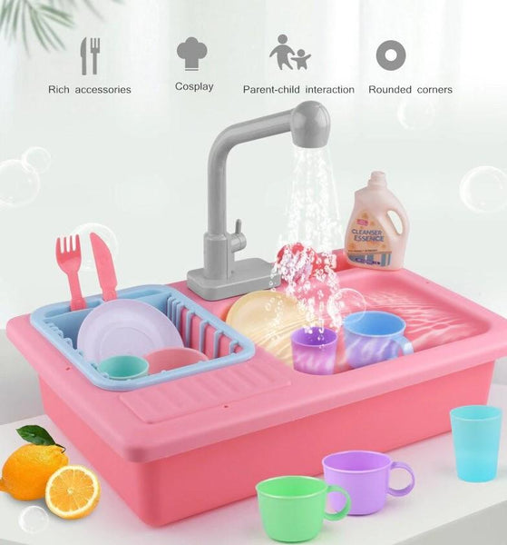 Early Childhood Dishwasher Toy