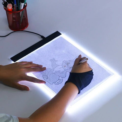 The DaVinci - Led Drawing Pad