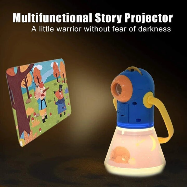 Portable Kids Projector