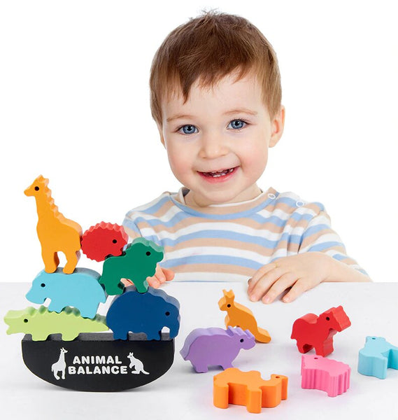 Animal Balance Building Blocks