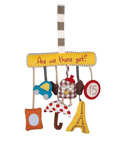Activity Travel Charm Musical Toy