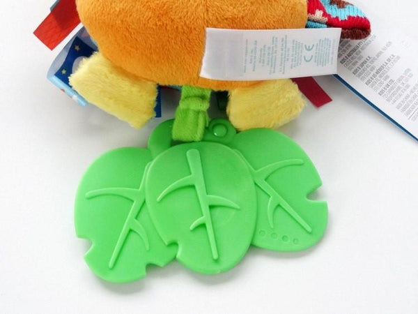 Owl Baby Learning Tag Toy