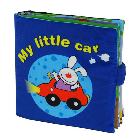 Cloth Book (My little Car)