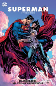 SUPERMAN VOL 4 MYTHOLOGICAL TP cover