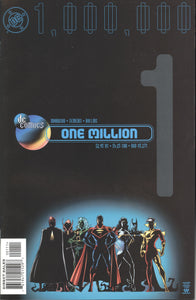 1,000,000 ONE MILLION (1998 DC Comics) #1-4 COMPLETE SET