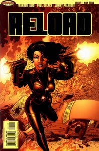 RELOAD #1-3 (Homage Comics 2003) COMPLETE SET