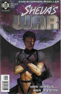 SHEVA'S WAR #1-5 COMPLETE SET