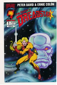JIM STARLIN'S DREADSTAR #1-6 (Malibu 1994) COMPLETE SET