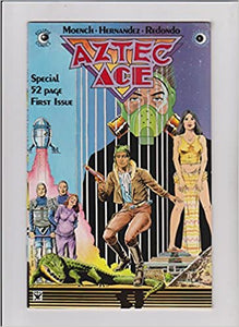 AZTEC ACE #1-15 (Eclipse 1984) COMPLETE SET