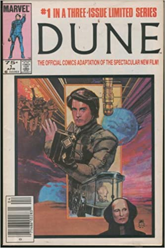 DUNE #1-3 (Marvel 1985) COMPLETE SET