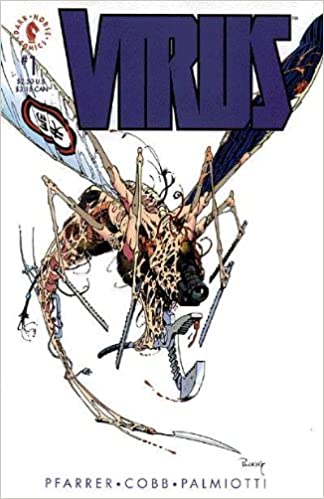 VIRUS #1-4 COMPLETE SET