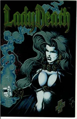 LADY DEATH: BETWEEN HEAVEN & HELL #1-4 (Chaos 1995) COMPLETE SET