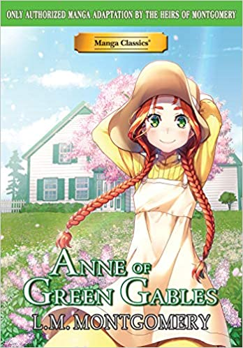 MANGE CLASSICS GN ANNE OF GREEN GABLES