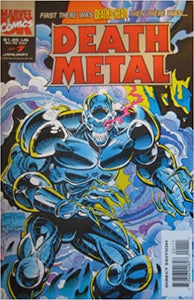 DEATH METAL #1-4 (Marvel 1994) COMPLETE SET